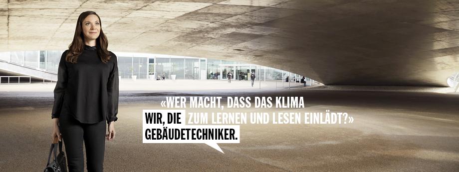 Clima-Nova - Berufe - Gebäudetechnikplaner/in Lüftung EFZ